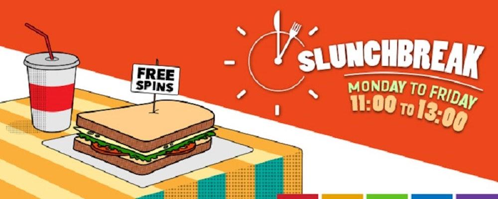 Lunchbonus mellan 11.00 - 13.00 varje vardag hos Slotsmillion