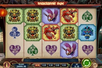 Madame Ink från Play'N Go