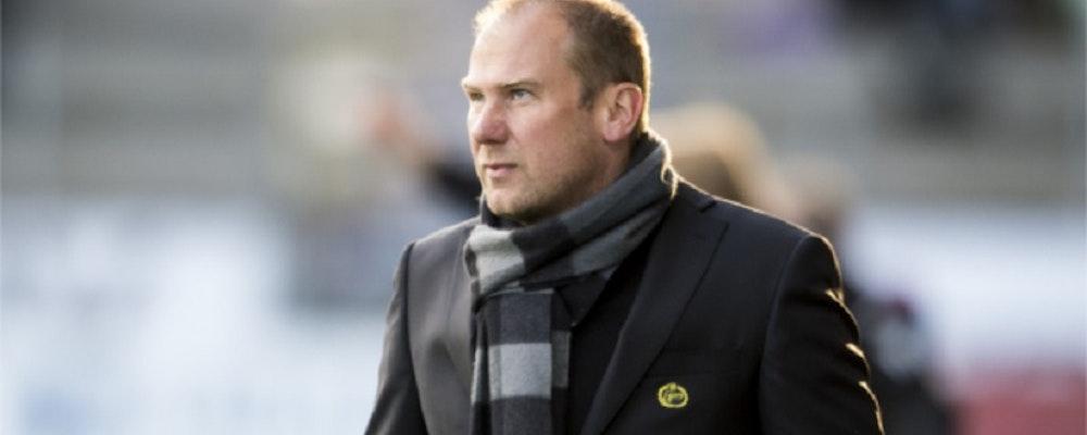 Magnus Haglund får sparken från Elfsborg