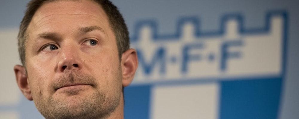 Magnus Pehrsson sparkas av Malmö FF
