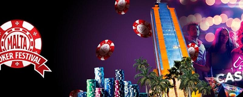 Tävla om €500 000 Malta Poker Festival