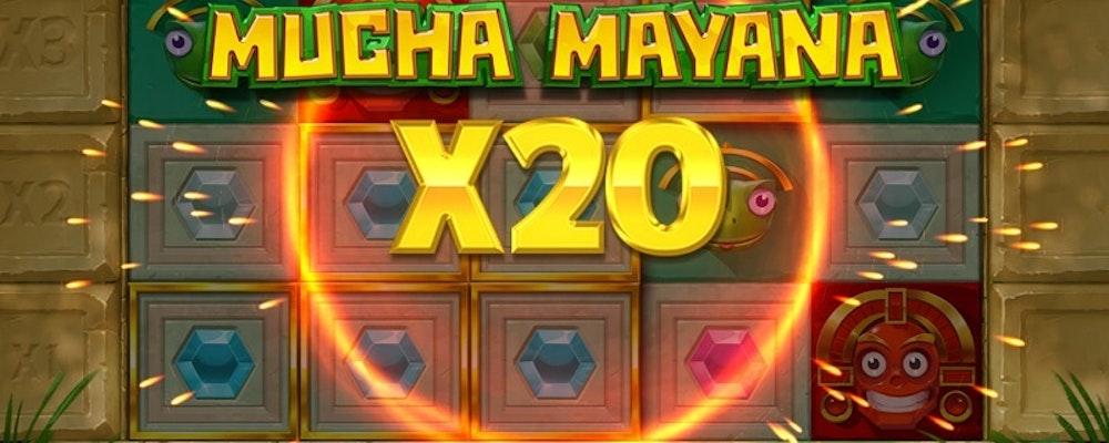 Spela nya Mayana från Quickspin