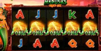 2 By 2 Gaming släpper Medusa's Golden Gaze