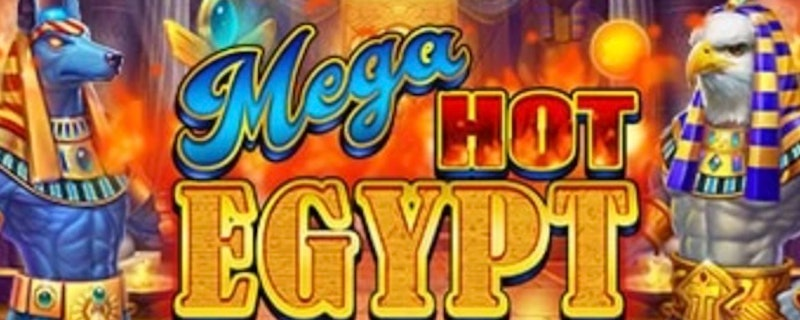 Mega Hot Egypt från Betsson Group