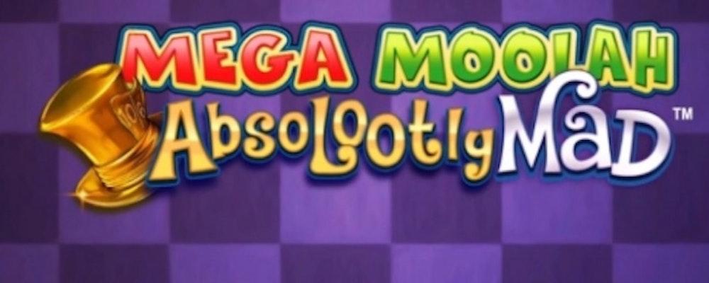 Mega Moolah Absolootly Mad från Microgaming