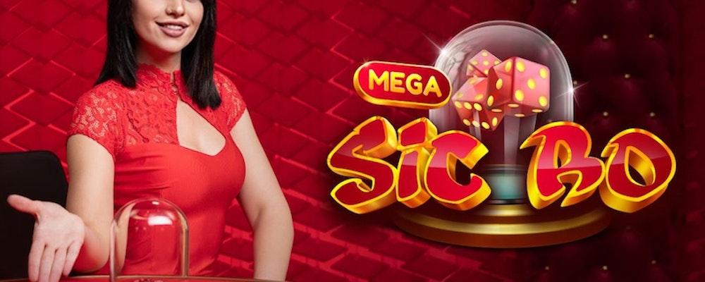Mega Sic Bo från Pragmatic Play
