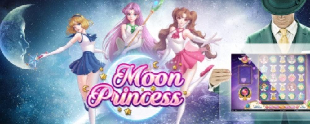 50 000 kr ska delas ut slumpmässigt till spelare av Moon Princess