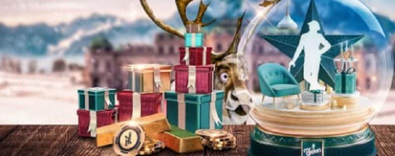 Bonusfesten pågår för fullt – få en julklapp om dagen hela december