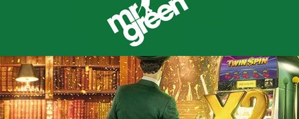 Helgturnering i Twin Spin hos Mr Green