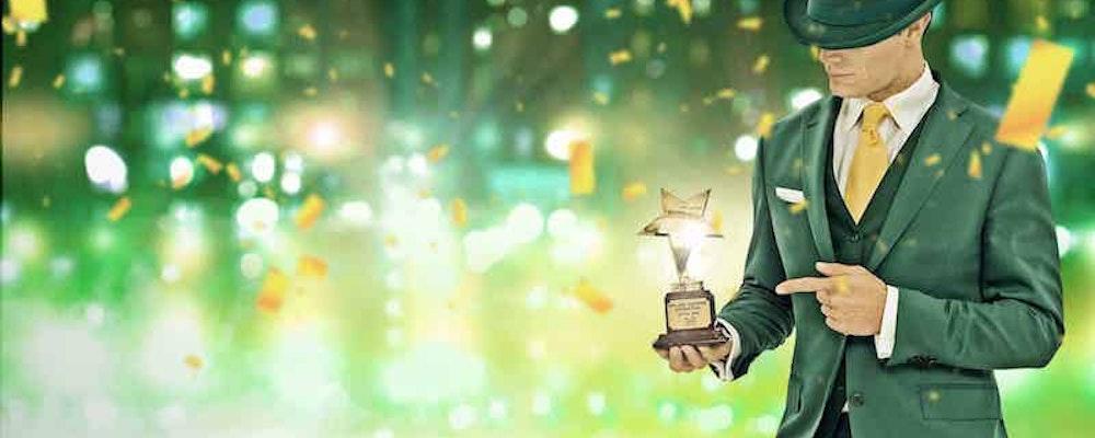 Mr Green prisas som årets bästa casino för kunder