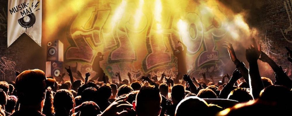 Musiktävlingen fortsätter med HipHop-vecka hos Cherry Casino