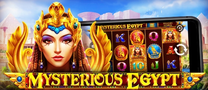 Mysterious Egypt från Pragmatic Play