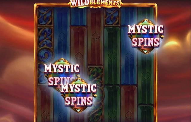 Wild Elements från Red Tiger Gaming