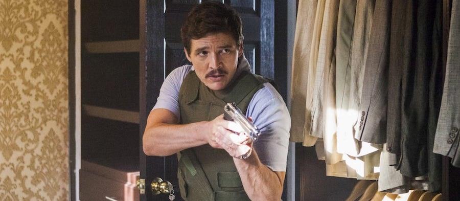 Agenten Javier Pena från tredje säsongen