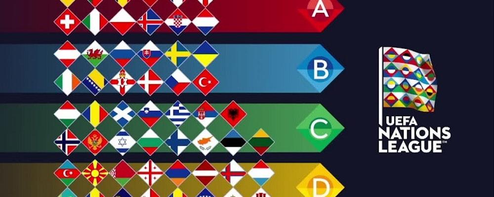 Alla spelare i Sverige redo för Nations League
