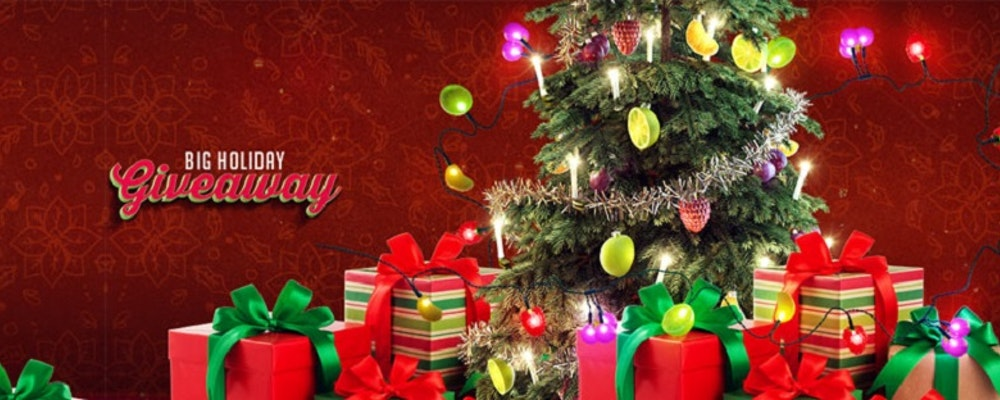Julens stora giveaway från NetEnt är här