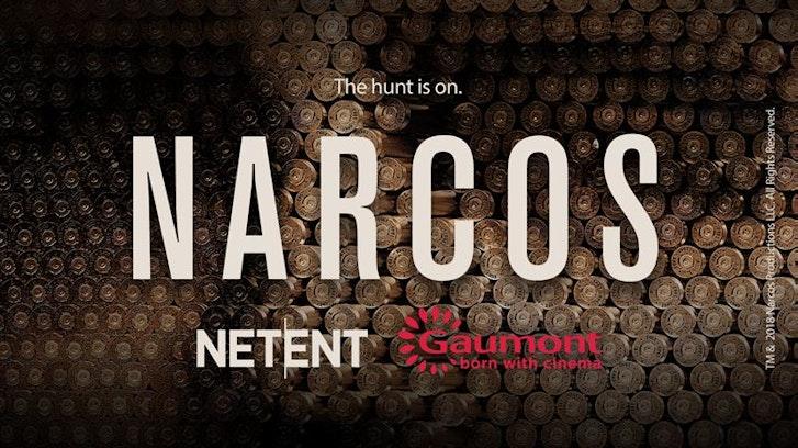 Narcos kommer som spelautomat