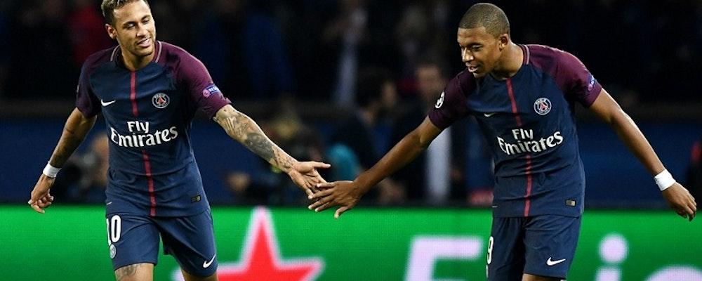 Madrid siktar in sig på PSG duo