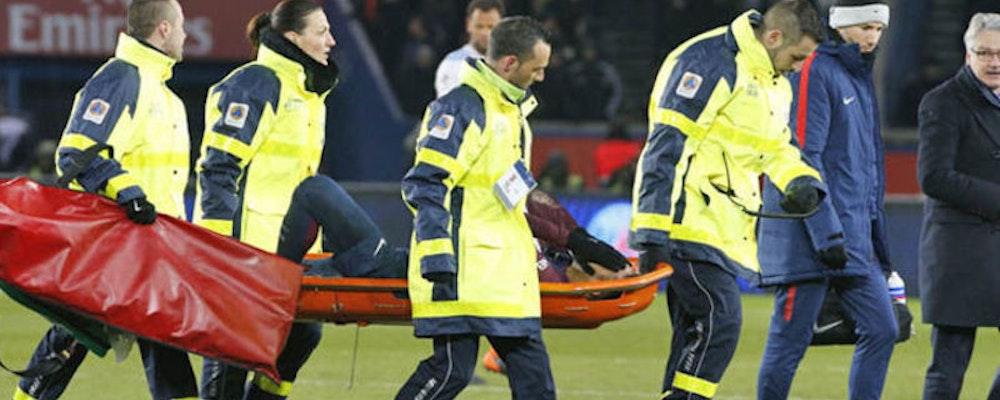 Neymar ut på bär när PSG vann mot rivalen