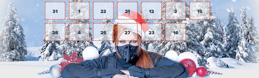 Julkalender hos Ninja Casino