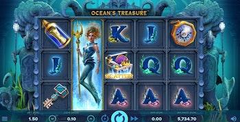 Ocean's Treasure från NetEnt