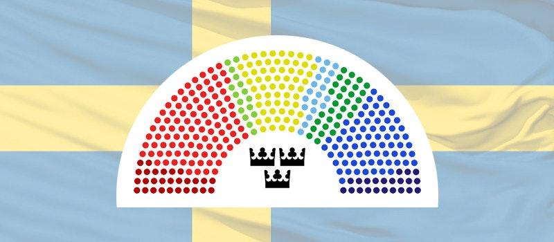 Odds Riksdagsvalet 2018