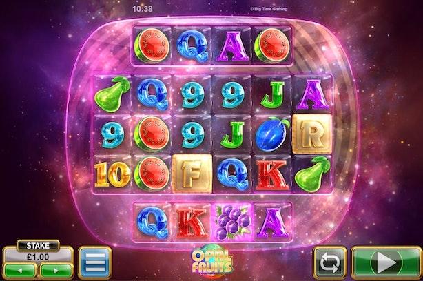 Opal Fruits från Big Time Gaming