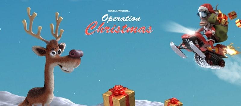 Operation jul är nu igång