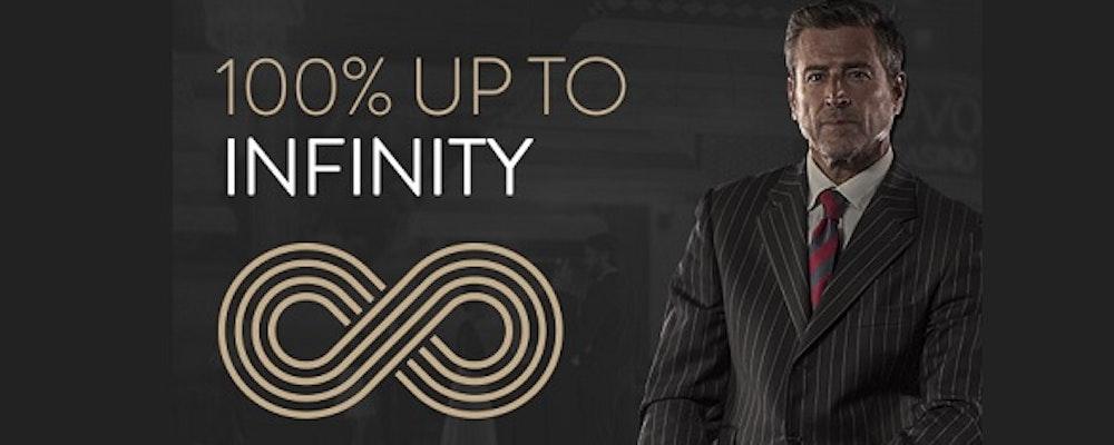 100 % på din insättning - oavsett hur stor - hela helgen hos OVO