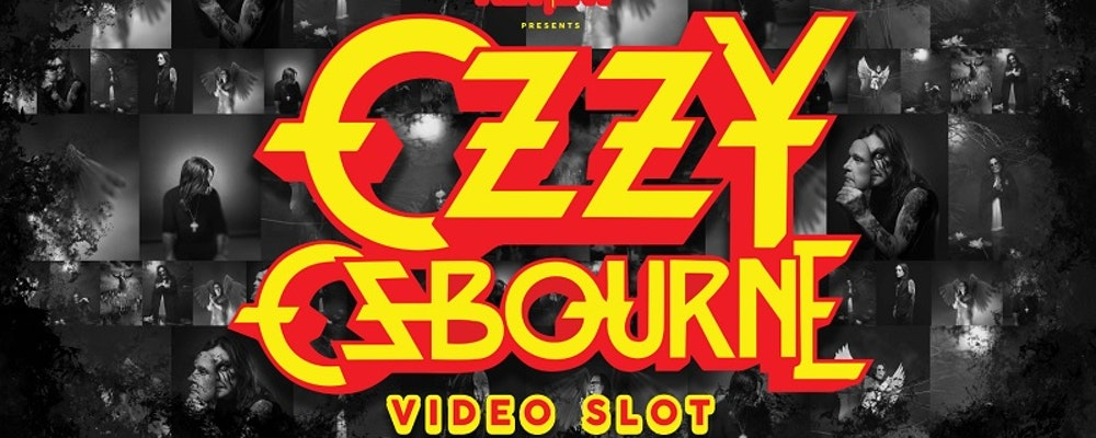 Då släpps Ozzy Osbourne Slot