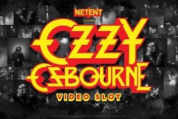 Ozzy Osbourne i ny spelslot från NetEnt