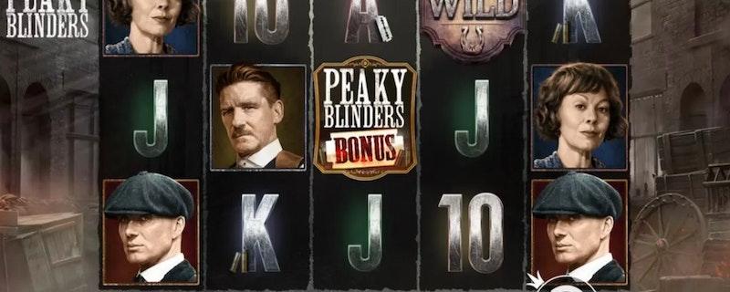 Peaky Blinders från Pragmatic Play