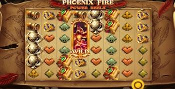 Phoenix Fire Power Reels från Red Tiger Gaming
