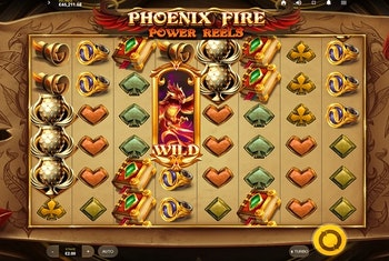 Phoenix Fire Power Reels från Red Tiger Gaming
