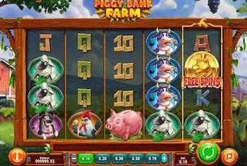 Piggy Bank Farm från Play n Go