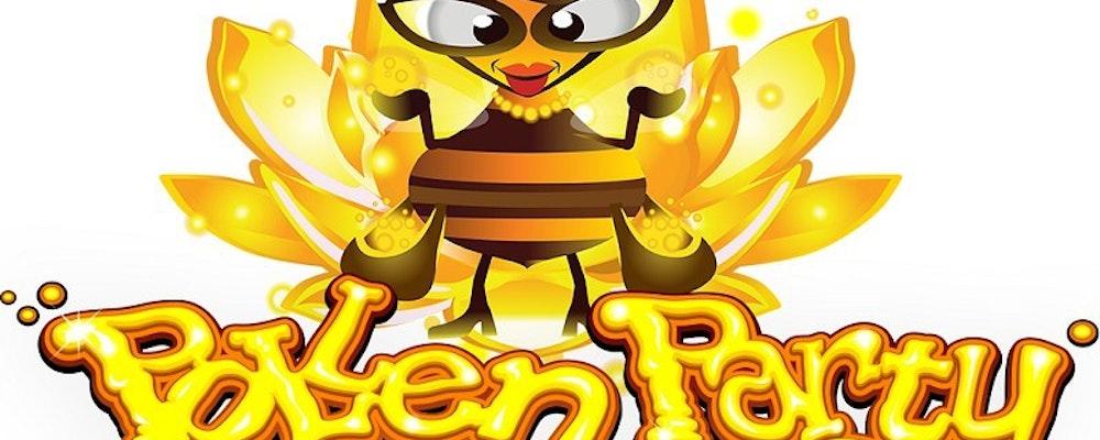 Spela Pollen Party hos Paf och få 850 Freespins