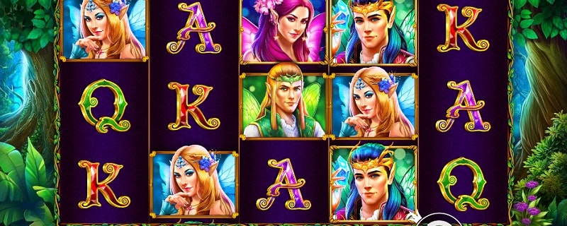 Wild Pixies: Ny slot från Pragmatic Play