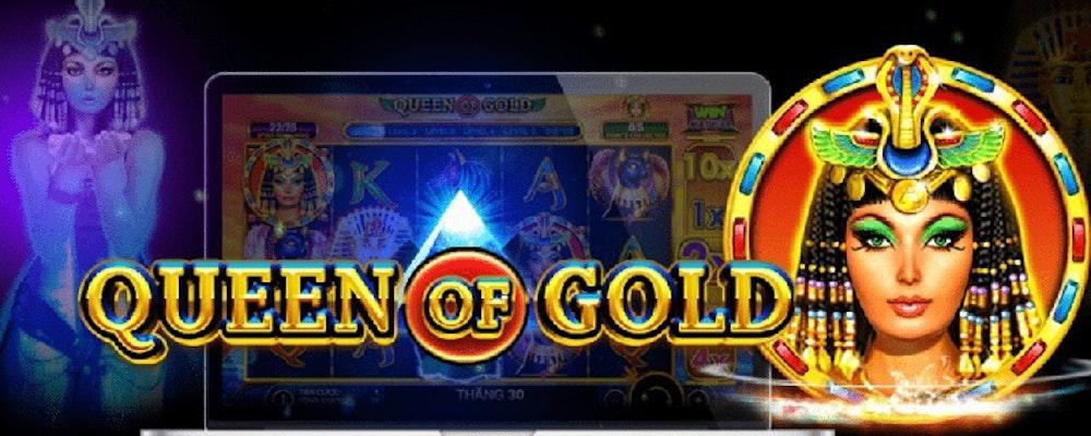 Exklusivt spel hos Leo Vegas: Queen of Gold