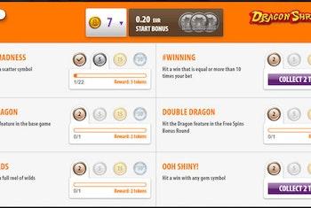 Quickspin-prestationer ger bonusspins