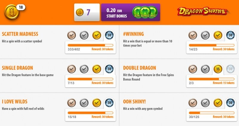 Quickspin Achievements: Revolution inom casinospel på gång?