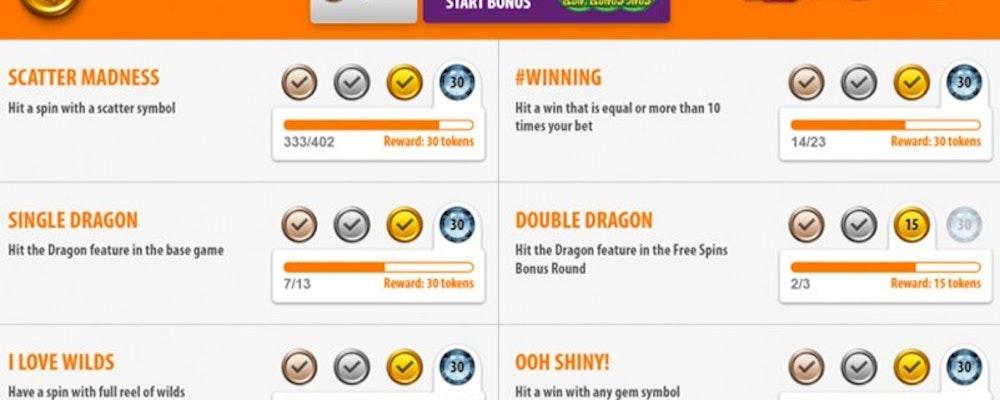 Quickspin Achievements: Revolution inom casinospel på gång?