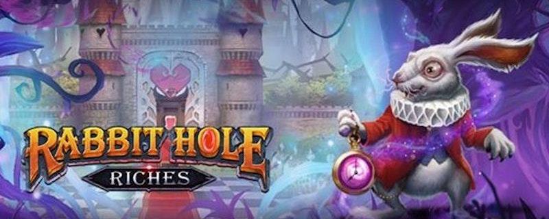 Rabbit Hole Riches från Play'N GO