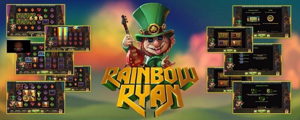 Stort Cash Race i Rainbow Ryan - 200 000 kr ska delas ut slumpmässigt
