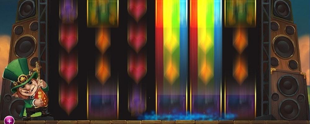 Rainbow Ryan från Yggdrasil - Ny slot med rockigt regnbågstema