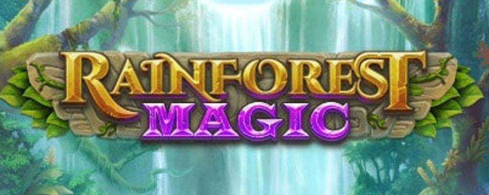 Rainforest Magic från Play'N GO