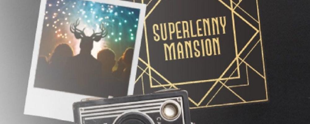 Räkna ned till nyår 2018 med SuperLenny