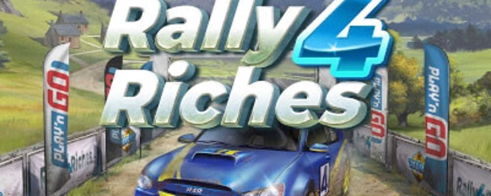 Rally 4 Riches från Play n Go