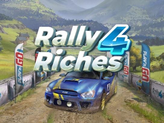 Rally 4 Riches från Play n Go