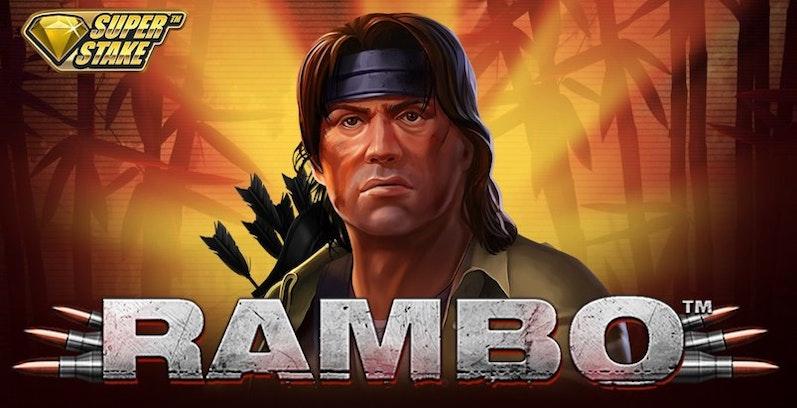 Rambo som slot från StakeLogic