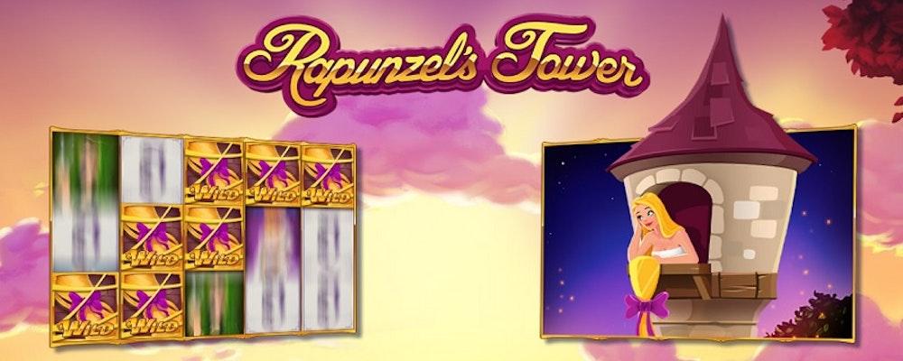 Rapunzel's Tower från Quickspin